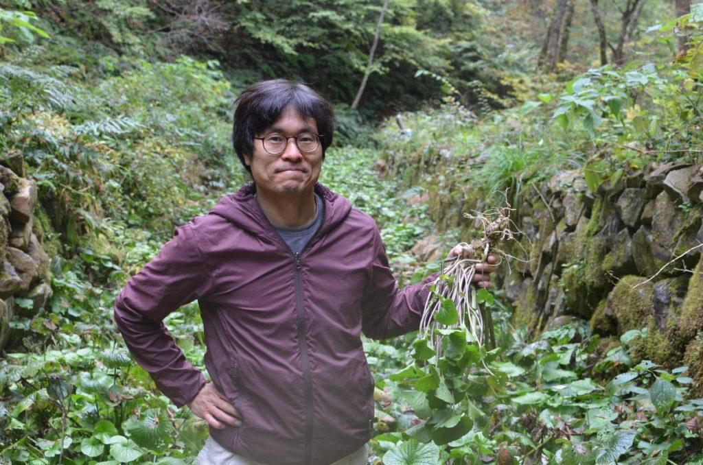 体当たりレポ】島根県の山奥で「匹見ワサビ」を収穫。自然の恵みを五感 ...